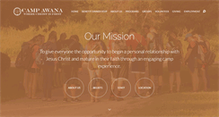 Preview of campawana.net